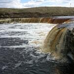 Тосненский водопад