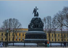Зимний Великий Новгород