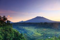 Состояние вулкана Агунг на Бали стабилизировалось