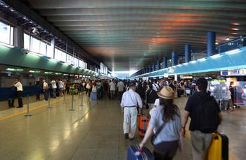 В аэропорту Рима арестованы багажные воры