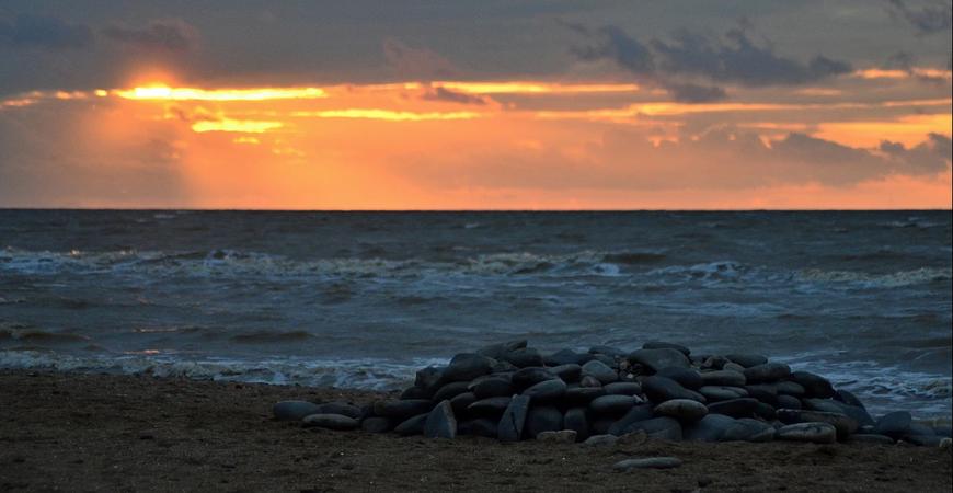 Пляж «Каменка»