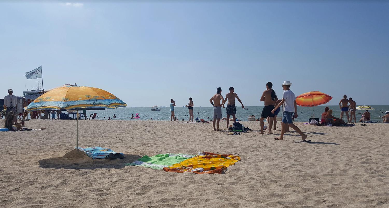 Картинки пляжей ейска