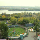 Советский парк в Омске