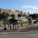 Площадь Каталонии