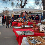 Рынок Пус де ла порт де Ванв