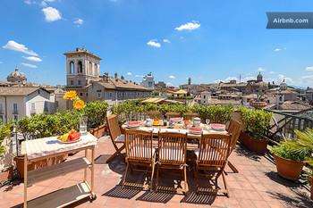 В Риме вводят новый туристический налог