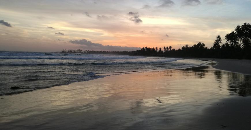 Пляж Диквелла (Dickwella Beach)