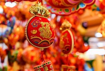 В мире празднуют наступивший китайский Новый год
