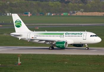 Немецкая авиакомпания откроет рейс из Петербурга в Дрезден