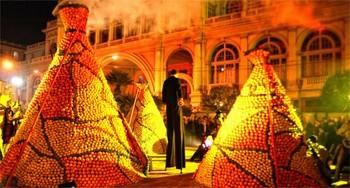 Во Франции начался Фестиваль лимонов
