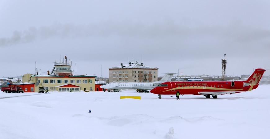 Аэропорт Воркуты
