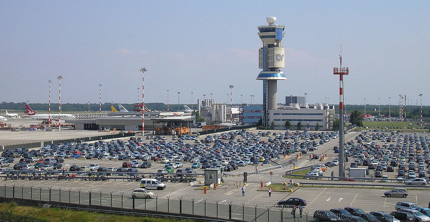 Международный аэропорт Милана «Мальпенса»