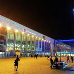 Центральный железнодорожный вокзал Риги