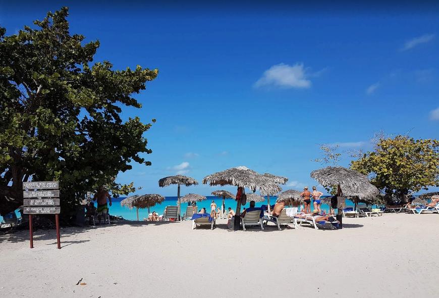 Пляж Пескеро Куба