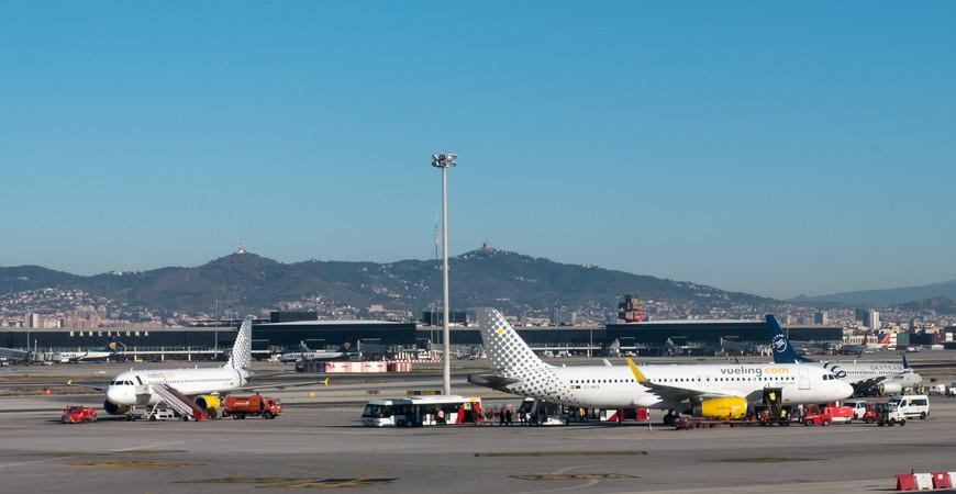 Аэропорт Барселоны<br/> «Эль-Прат»