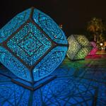 Фестиваль света i Light Marina Bay