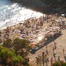 Пляж Кала Кранкс