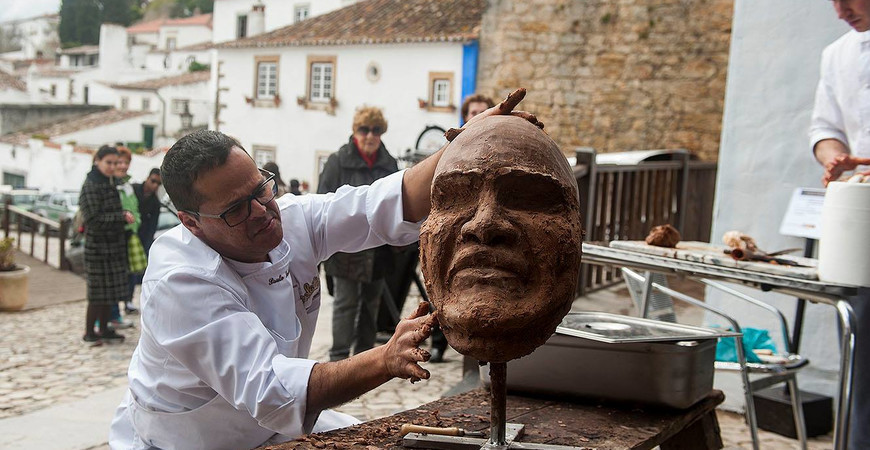 Международный фестиваль шоколада в Обидуше