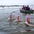 Угличский фестиваль «Зимние забавы»