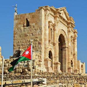 Античная Иордания. Джераш