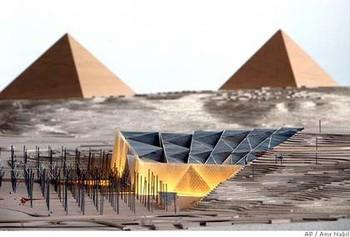 В Египте построят новый туристический комплекс