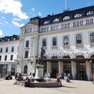 Центральный ж/д вокзал Стокгольма