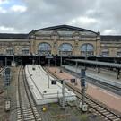 Центральный вокзал Гамбурга