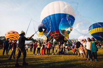 В Малайзии пройдёт Фестиваль воздушных шаров