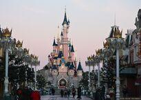 Замок Cпящей красавицы