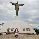 Статуя Христа в Доминикане