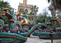 «Пернатый змей»