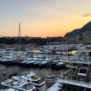 Прогулка по Монако