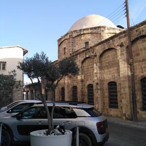 Ларнака, Кипр. С велосипедом и без