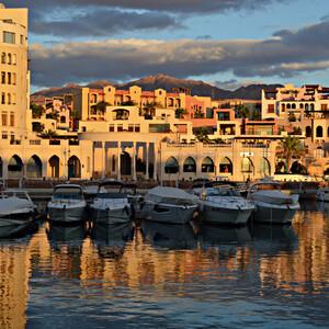Курортная Иордания. Тала-Бей