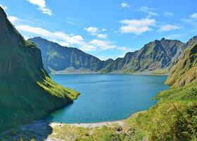 Вулкан Пинатубо: инструкция по применению