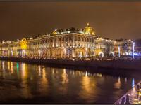 Петербург-немного мрачный, но прекрасный!