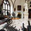 Замок Глубока над Влтавой — неоготика в Южной Чехии