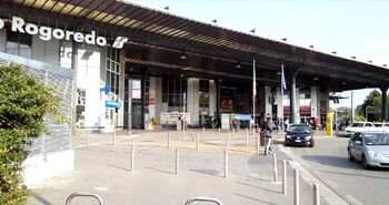 Железнодорожный вокзал Милана Рогоредо