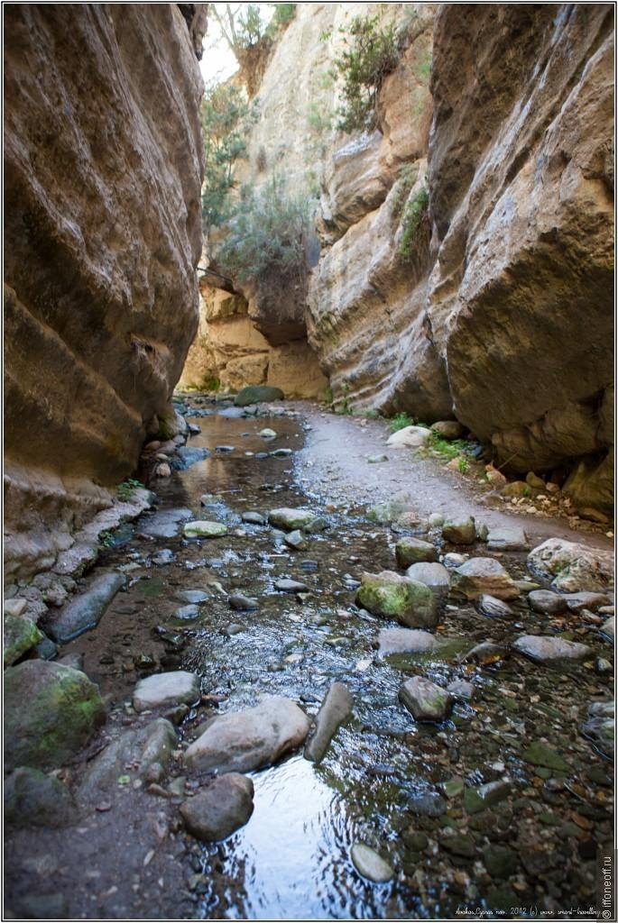 Ущелье Авакас, Кипр. Карта, как добраться, фото каньона ...