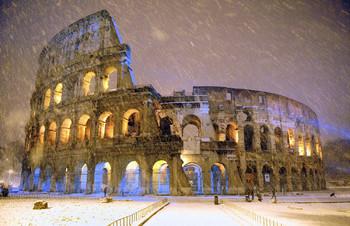 В Европу пришли аномальные холода