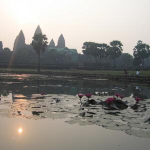 Камбоджа за пару дней