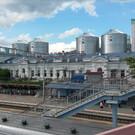 Железнодорожный вокзал Новороссийска