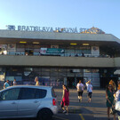 Железнодорожный вокзал Братиславы