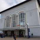 Железнодорожный вокзал Зальцбурга