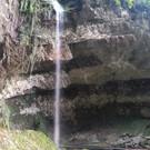 Водопад Пасть дракона (Глубокий Яр)