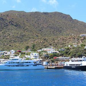 Панарея – королева Липарских островов