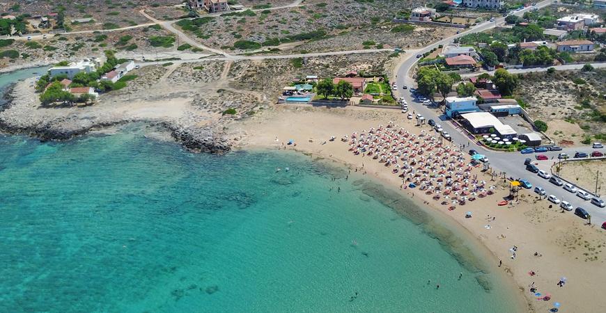 Пляж Ставрос