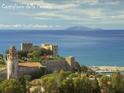 Курорты Тосканы. Отдых на море