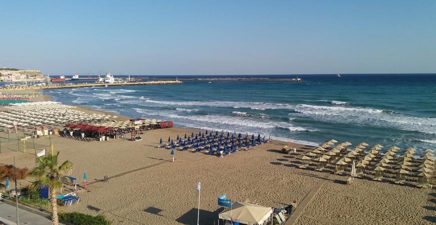 Пляж Ретимно