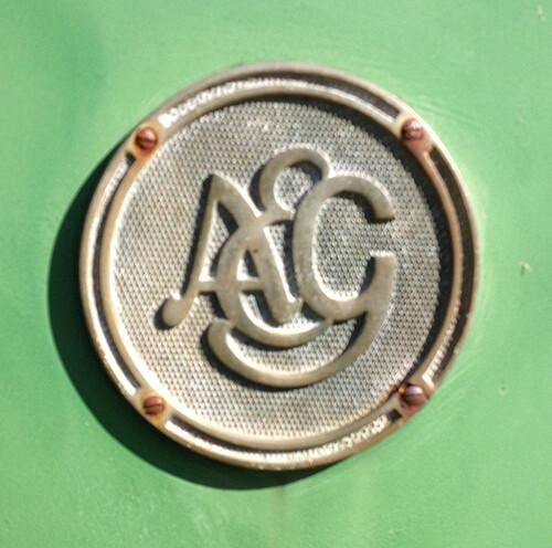 От логотипа до завода. Петер Беренс
